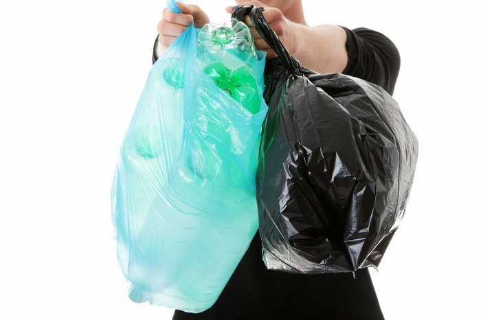 dump the junk