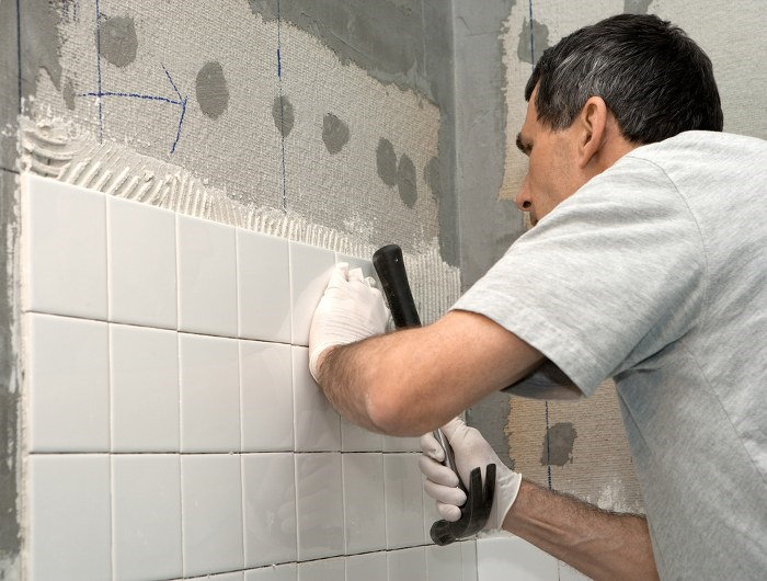 tiling and grouting services