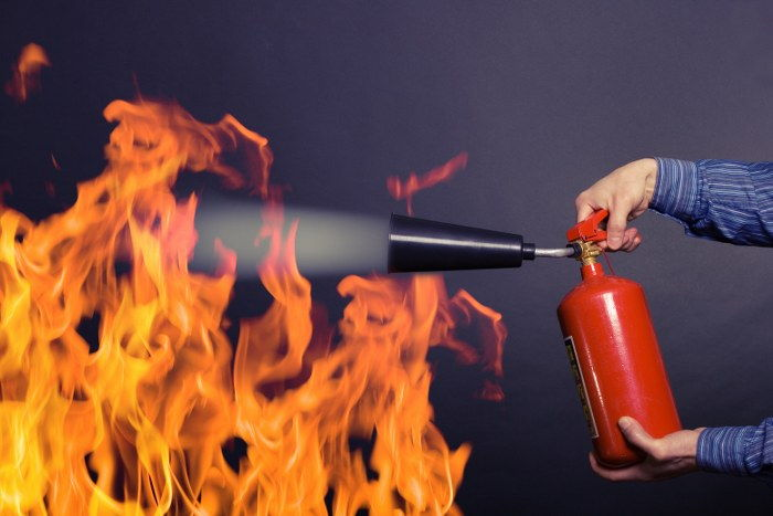 prevent fire hazards