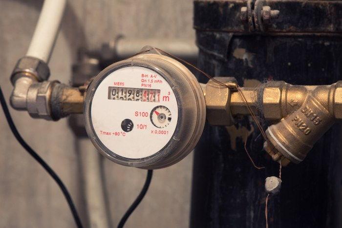 check water meter
