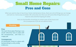 Small Home Repairs: Pros and Cons